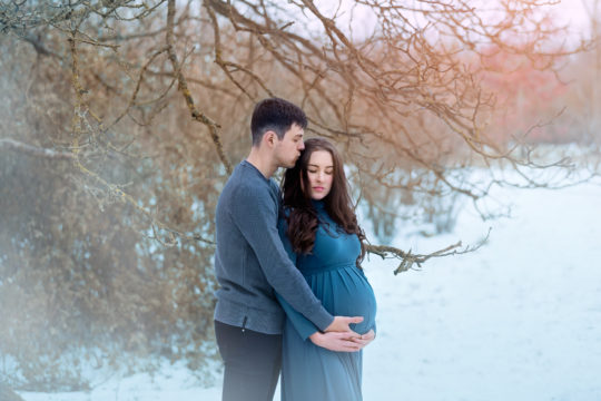 Maternity pictures outdoor photo session Milena Michno Photography
