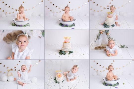 Smash Cake PhotoShoot Oxfordshire photography